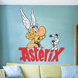 Vinilo adhesivo Astérix