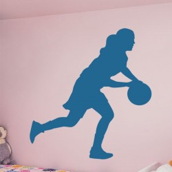 Adhesivo juego de baloncesto