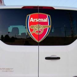 Pegatina logo Arsenal