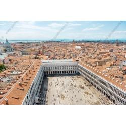Mural plaza de San Marco