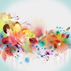 Sticker taches de couleur