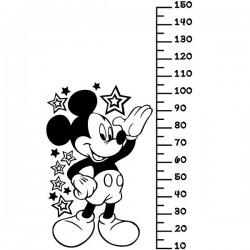 Vinilo medidor Disney