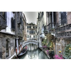Fotomural canales Venecia 2