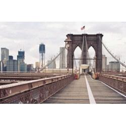 Decorativo puente de Brooklyn