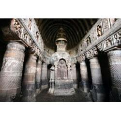 Fotomural cuevas de Ajanta