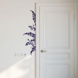 Vinilo decorativo arbusto 2