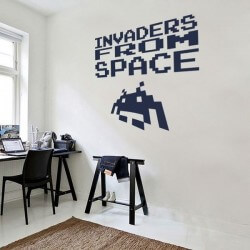 Vinilo invaders from space