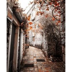 Fotomural calles del pueblo