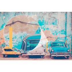 Photo murale voitures Cuba