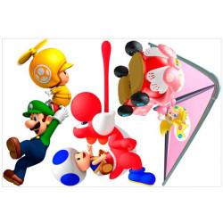 Pegatinas de pared Mario Bros