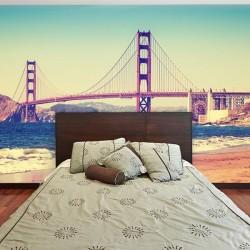 Fotomural puente Golden Gate