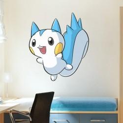 Vinilo infantil Pokémon Pachirisu