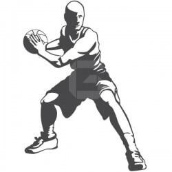 Vinilo baloncesto