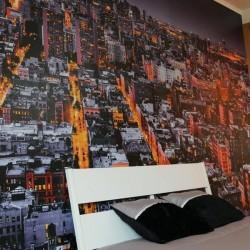 Papel pintado Nueva York