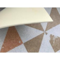 Alfombra de vinilo Patrón geométrico rectangular
