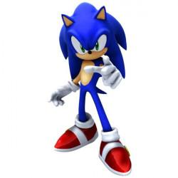 Vinilo decorativo Sonic
