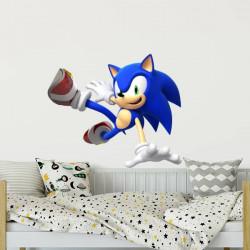 Vinilo Sonic Saltando