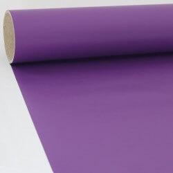 Vinyle au mètre violet mat