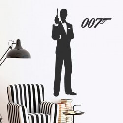 Vinilo James Bond 007