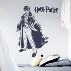 Adhesivo Harry Potter